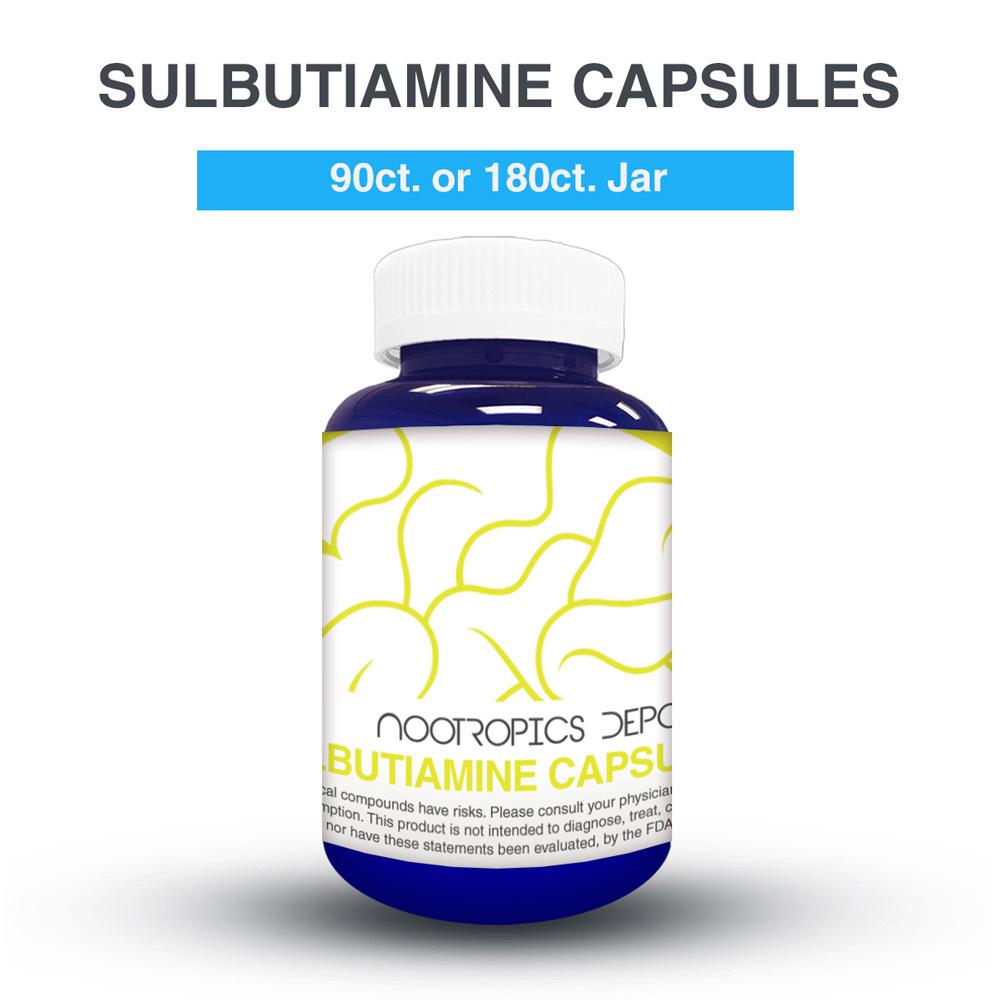 Sulbutiamine Capsules
