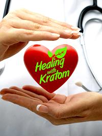 healing with kratom