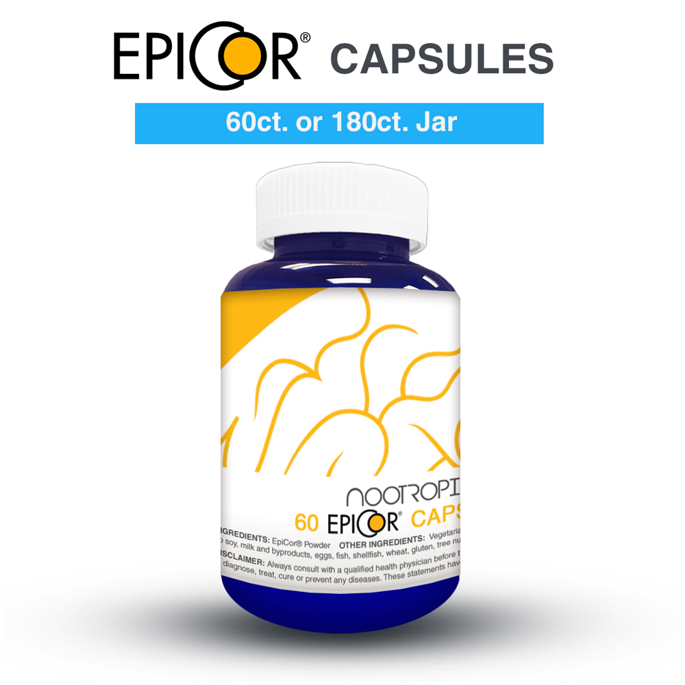 EPICOR 500MG CAPSULES