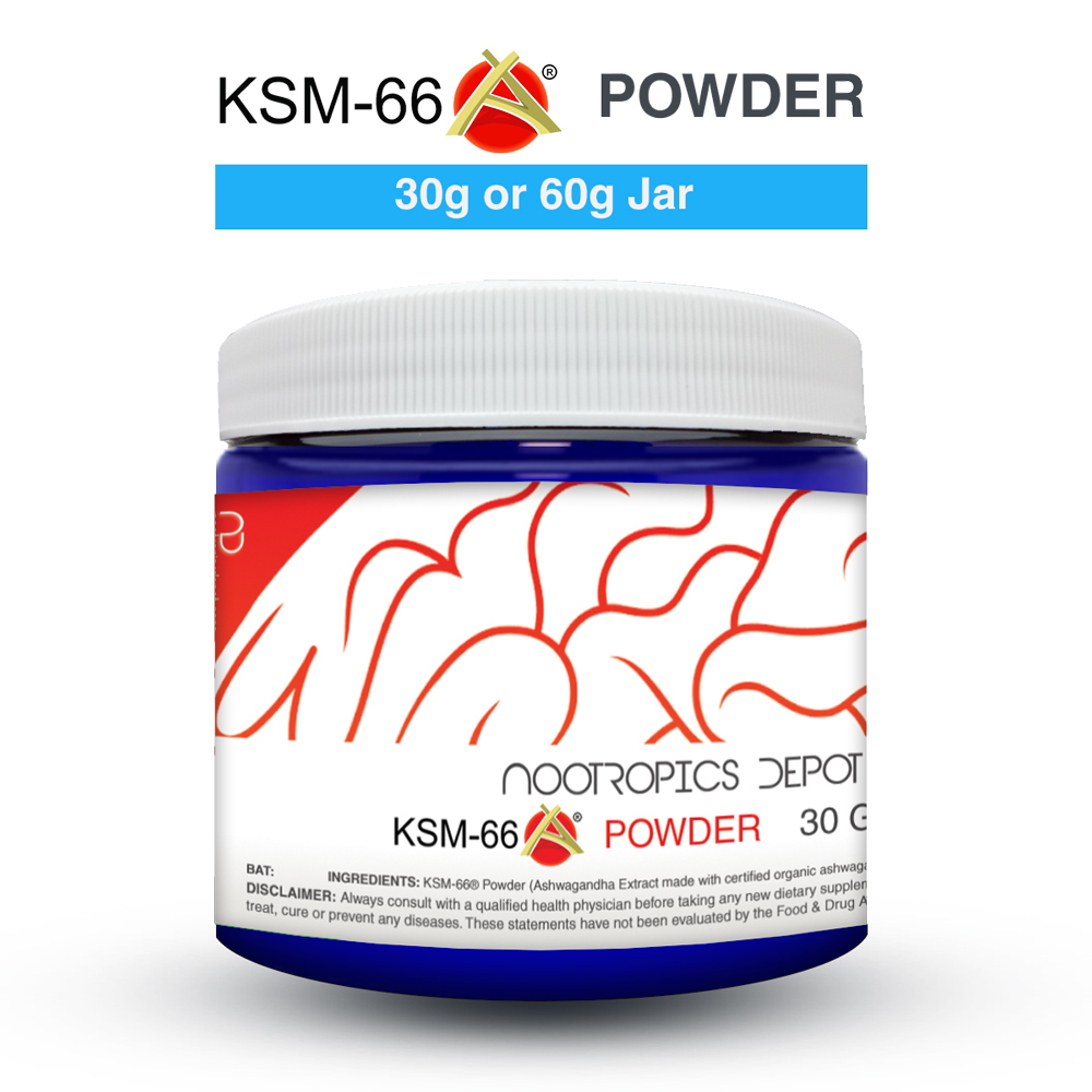 KSM-6 ASHWAGANDHA EXTRACT POWDER