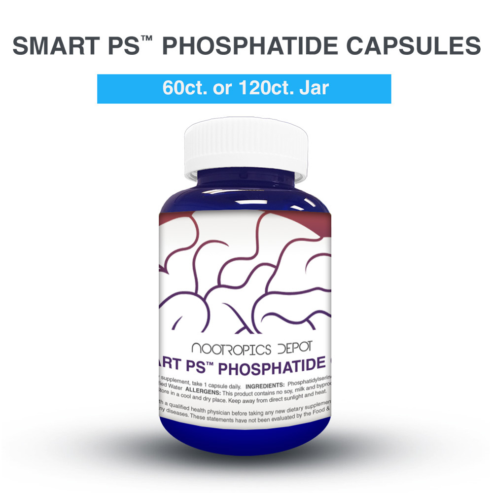 SMART PS™ PHOSPHATIDE COMPLEX CAPSULES