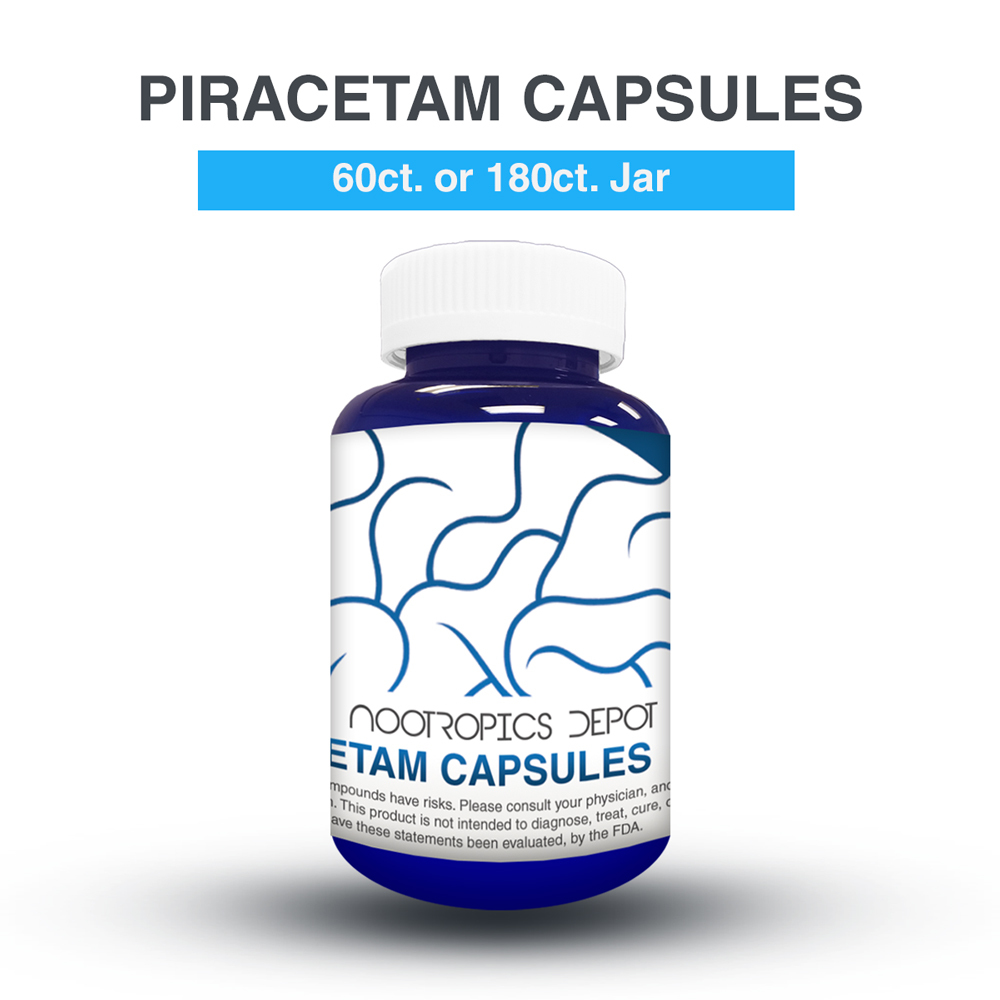 PIRACETAM 800MG CAPSULES