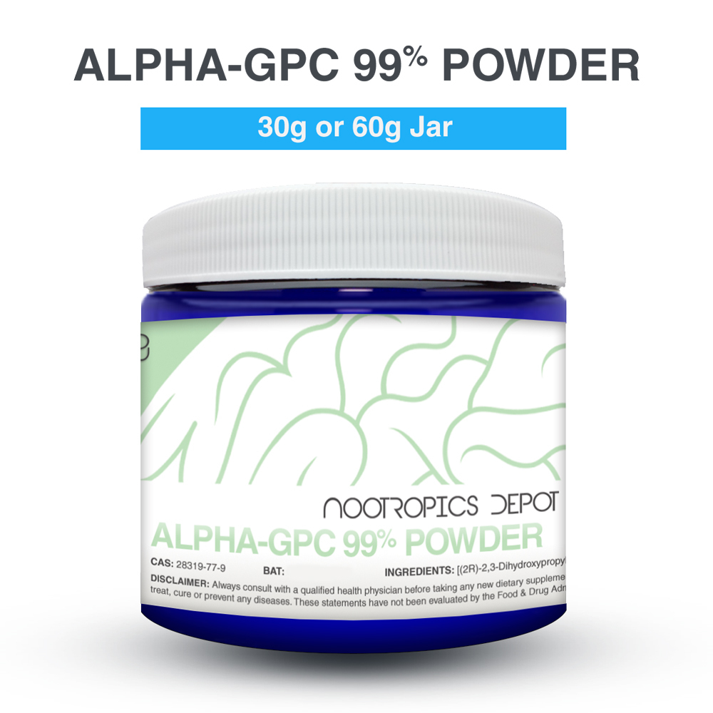 ALPHA-GPC 99% POWDER