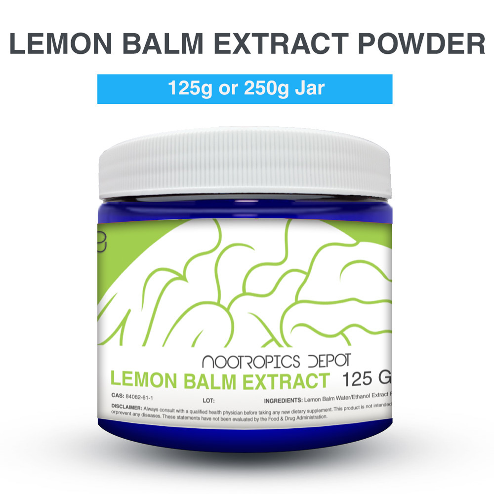 LEMON BALM EXTRACT POWDER