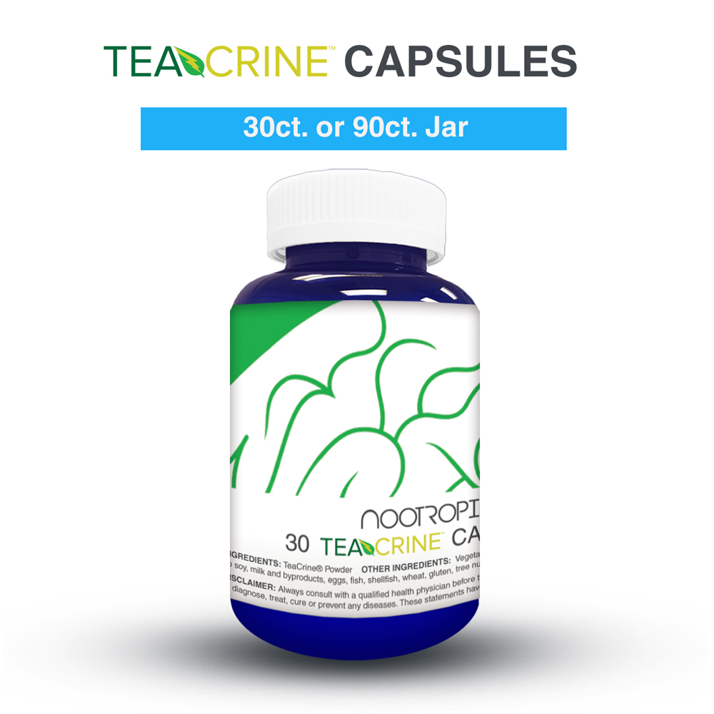 TEACRINE 100MG CAPSULES (THEACRINE)