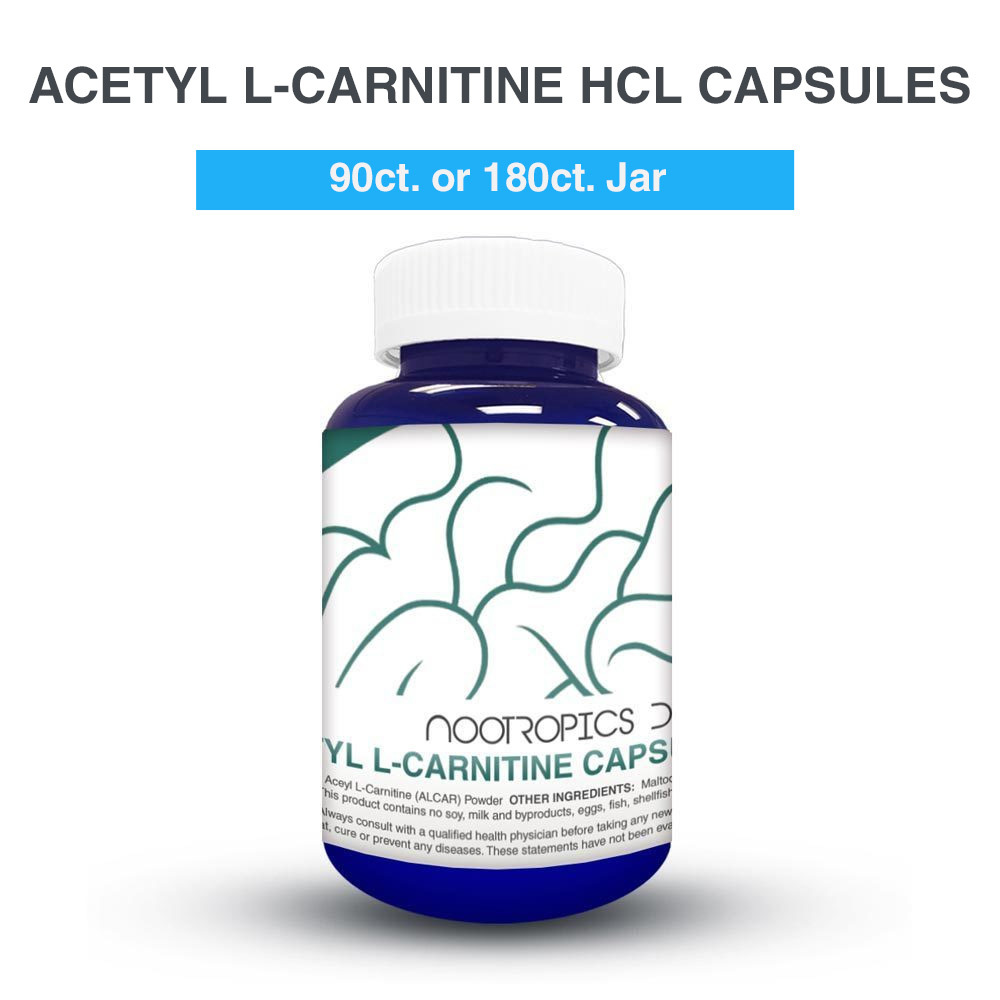 ACETYL L-CARNITINE HCL CAPSULES