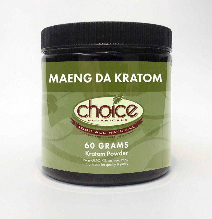 Maeng Da Kratom 60GM Powder